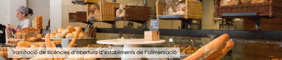 tramitacio-llicencies-obertura-establiments-alimentacio-pa-vi-galetes-gelats-xocolata-xarcuteria-peixateria-fruiteria