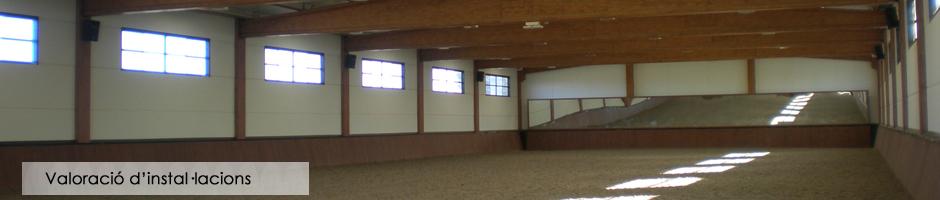 valoracio-instalacions-equines-cavalls-pistes-boxes-femer-caminador-noria